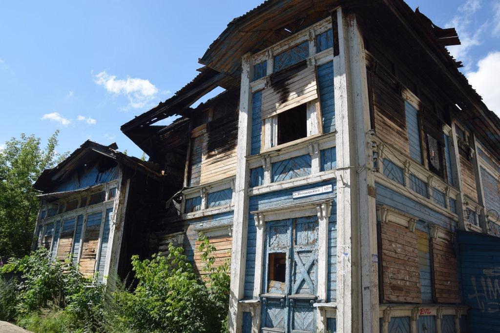 Собственников региональных зданий-памятников оштрафуют на миллион рублей