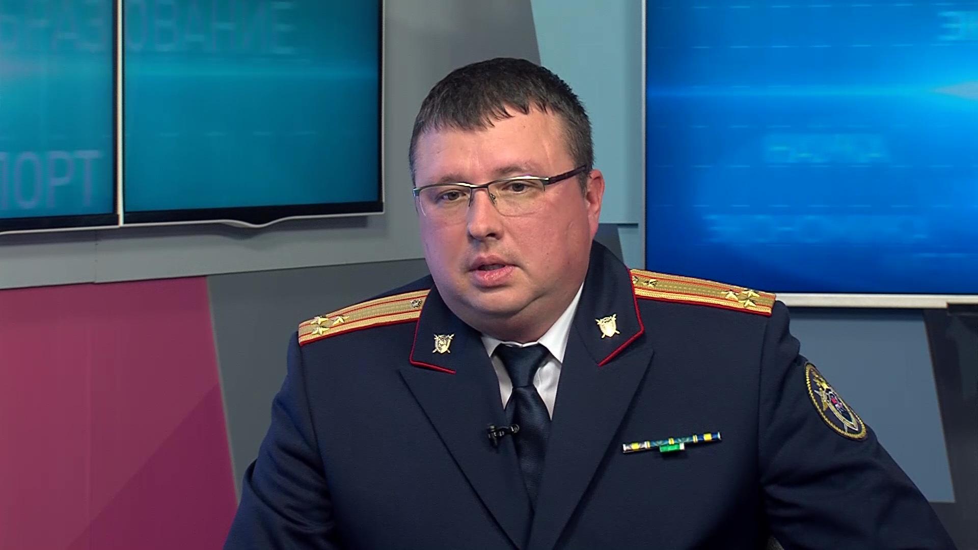 «В тему»: Марк Харламов - о тонкостях работы следователем и борьбе с преступностью в Ярославской области