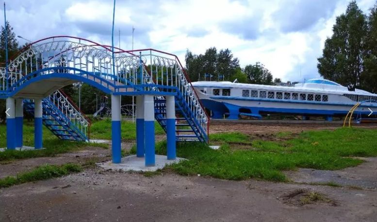 В Рыбинске заканчивается благоустройство парка в Переборах