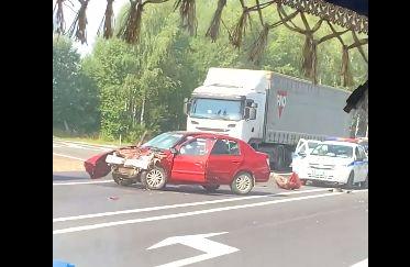На Костромском шоссе в Ярославле в ДТП погиб водитель