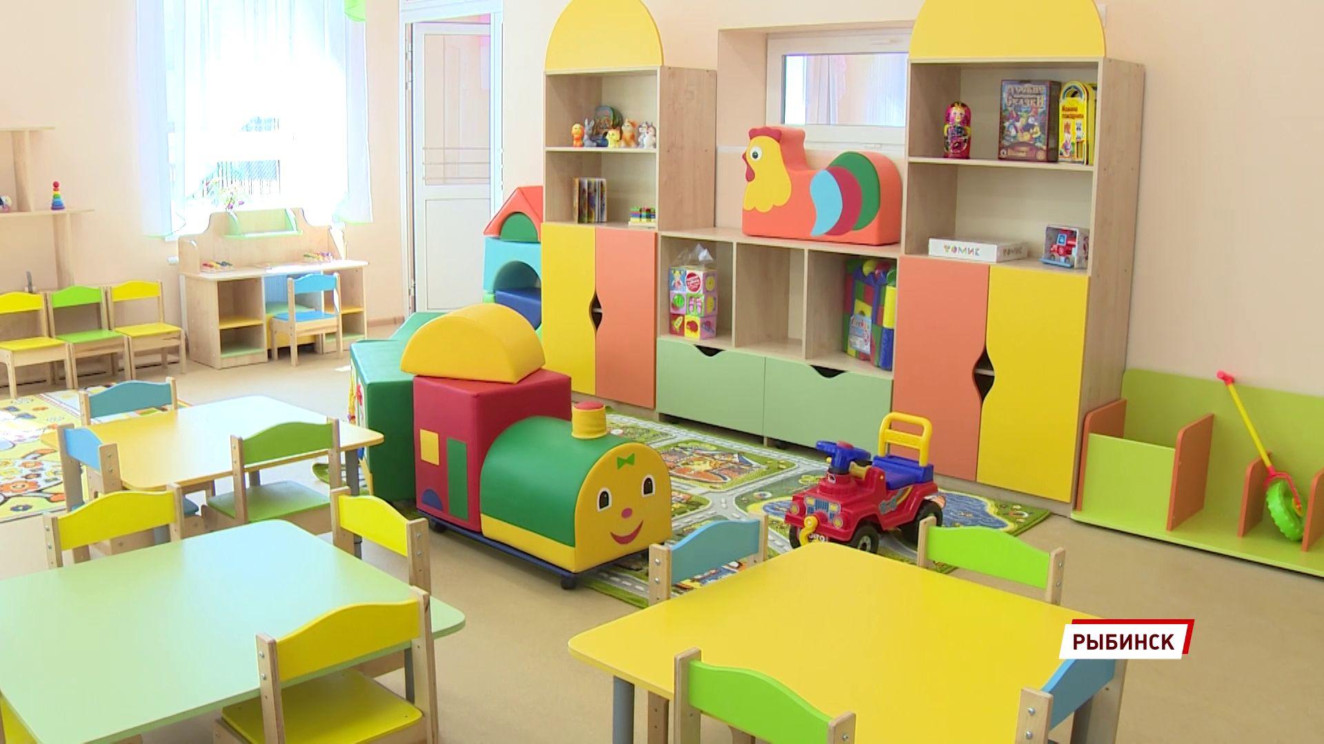 В Ярославской области новые детские сады и ясли сдаются раньше сроков
