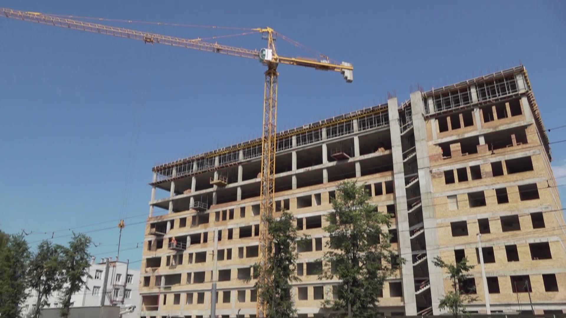 Строительство ярославского онкоцентра идет по графику