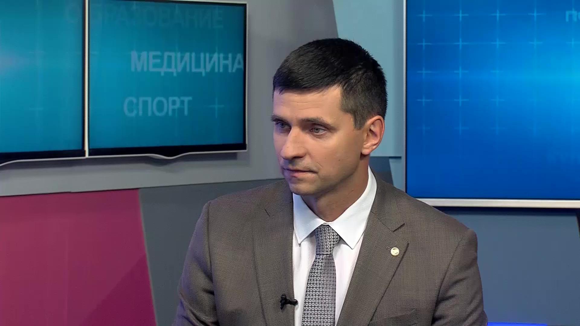 «В тему»: Дмитрий Глушков – об инвестиционной привлекательности Ярославской области
