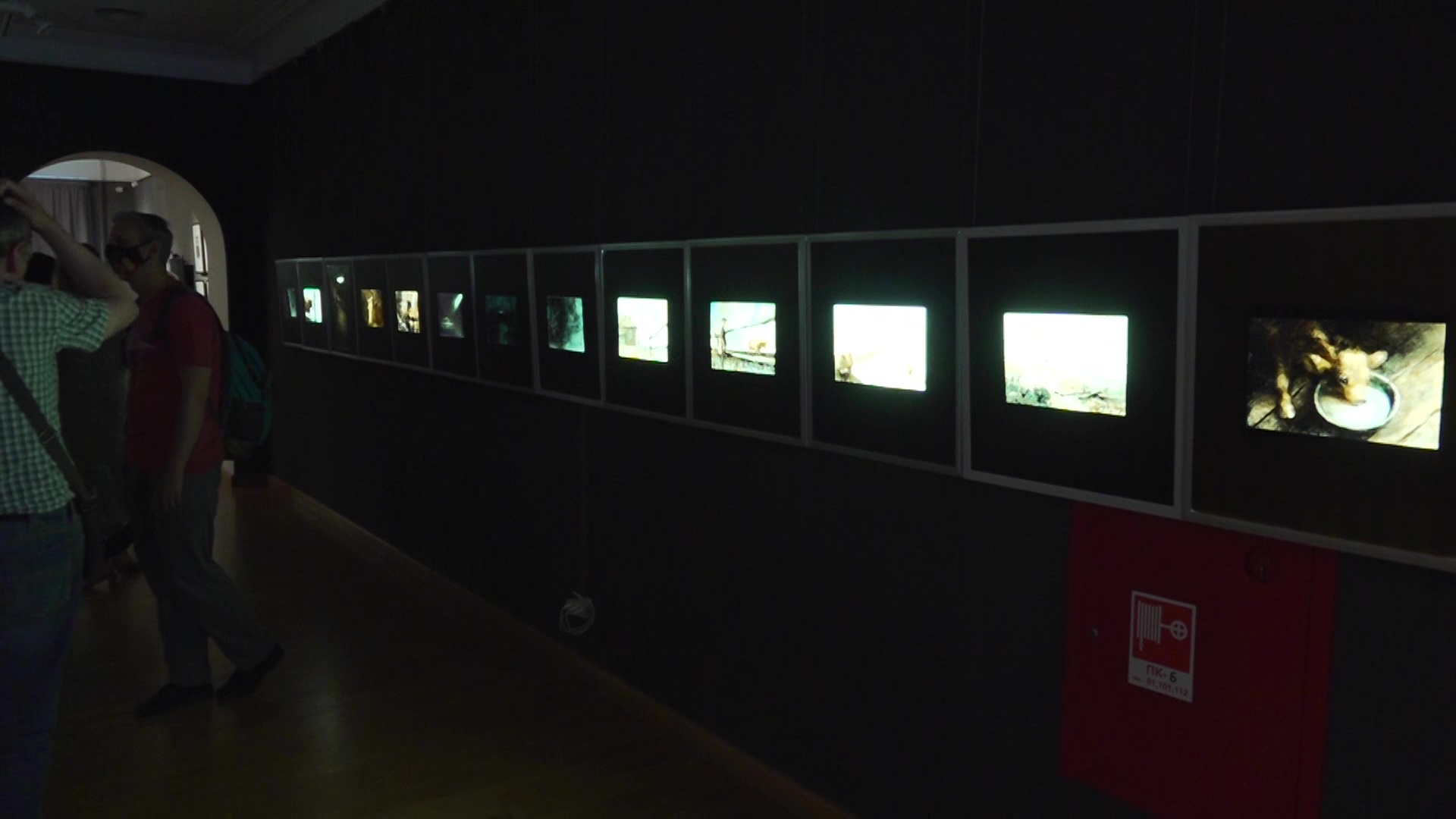 В Ярославском художественном музее открылась выставка обладателя «Оскара» Александра Петрова