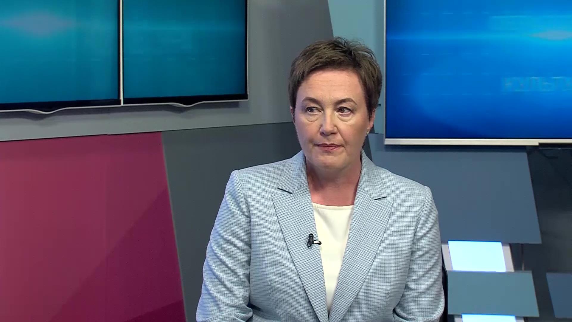 «В тему»: Ирина Лобода – об особенностях проведения ЕГЭ-2020