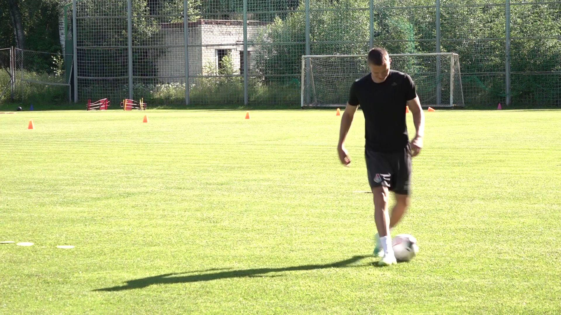 «Шинник» укрепил центр поля полузащитником Никитой Дорофеевым