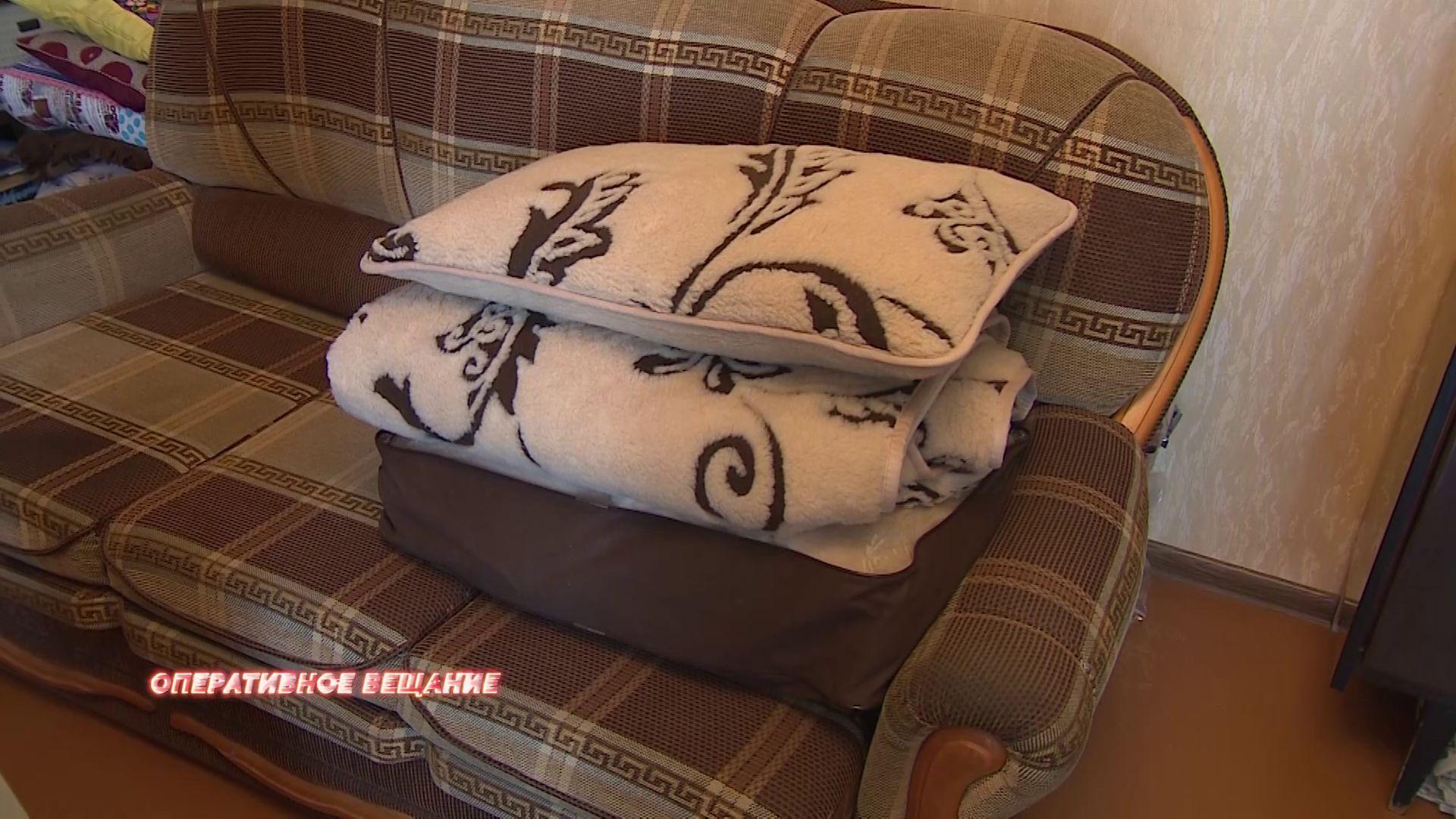 Мошенники оформили кредит на пенсионерку на покупку подушки, пледа и наматрасника