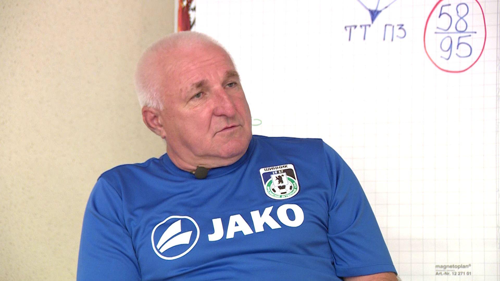 Александр Побегалов рассказал о предстоящем сезоне ФНЛ