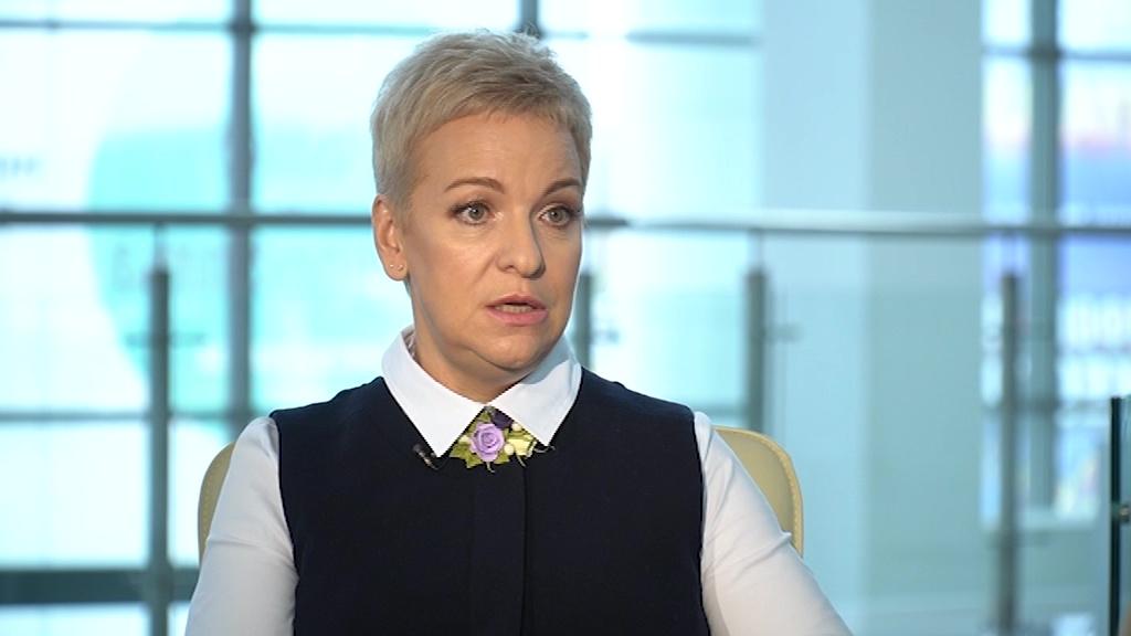 """Юлия Рыбакова: """"Я довольна результатами своей работы, потому что за 3,5 года наш регион стал одним из лидеров российского туризма"""""""