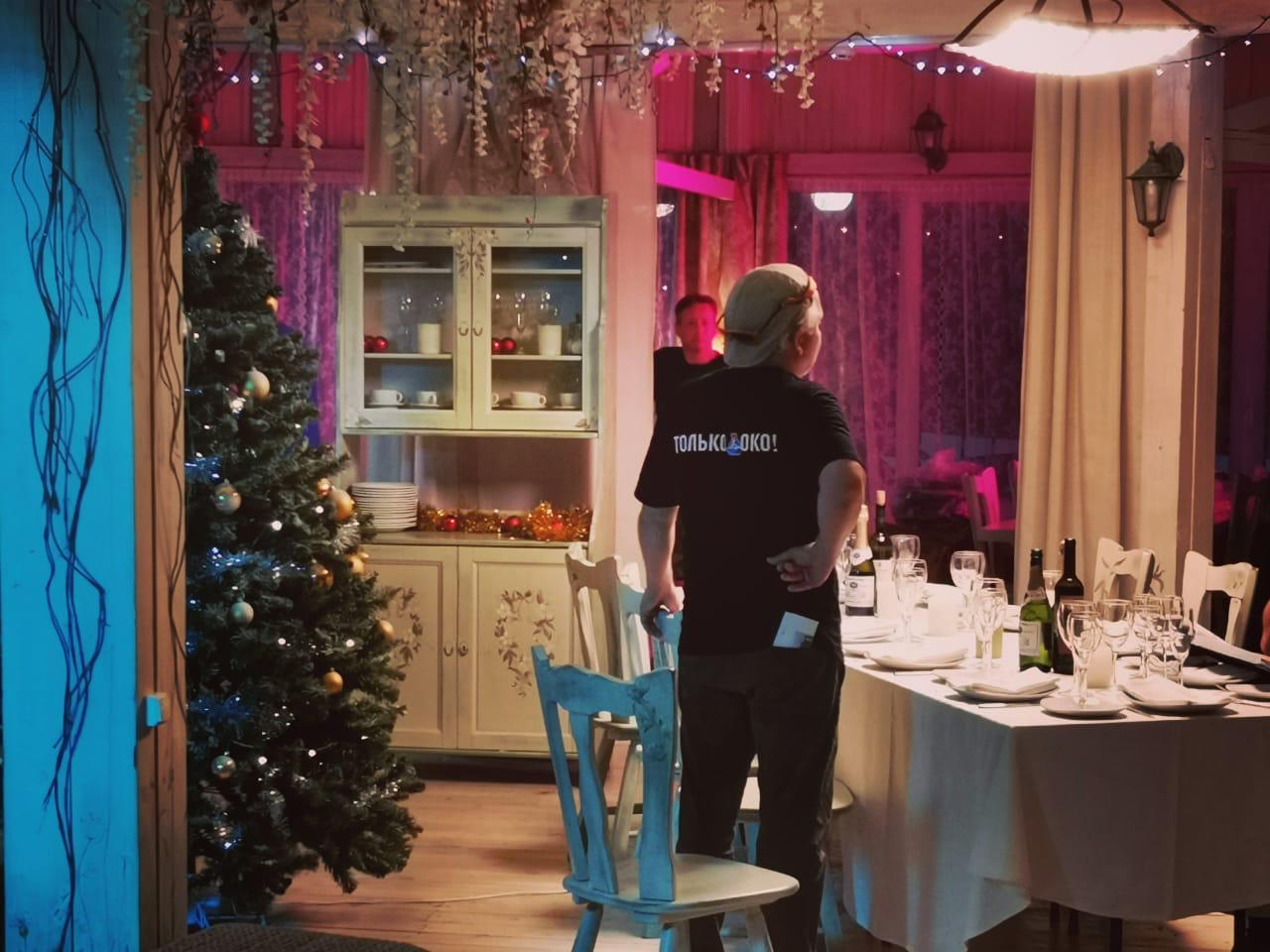 В Ярославле посреди лета снимали зимний эпизод фильма «Только Локо»