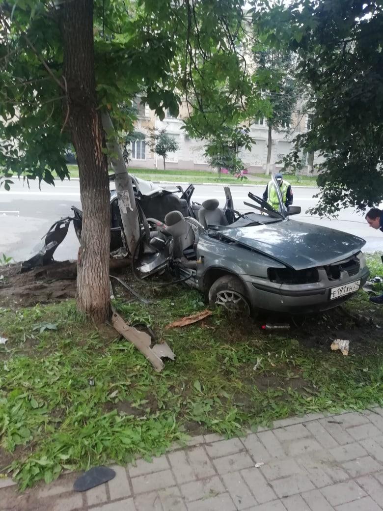 18-летняя девушка, пострадавшая в ДТП на улице Свободы, умерла в больнице