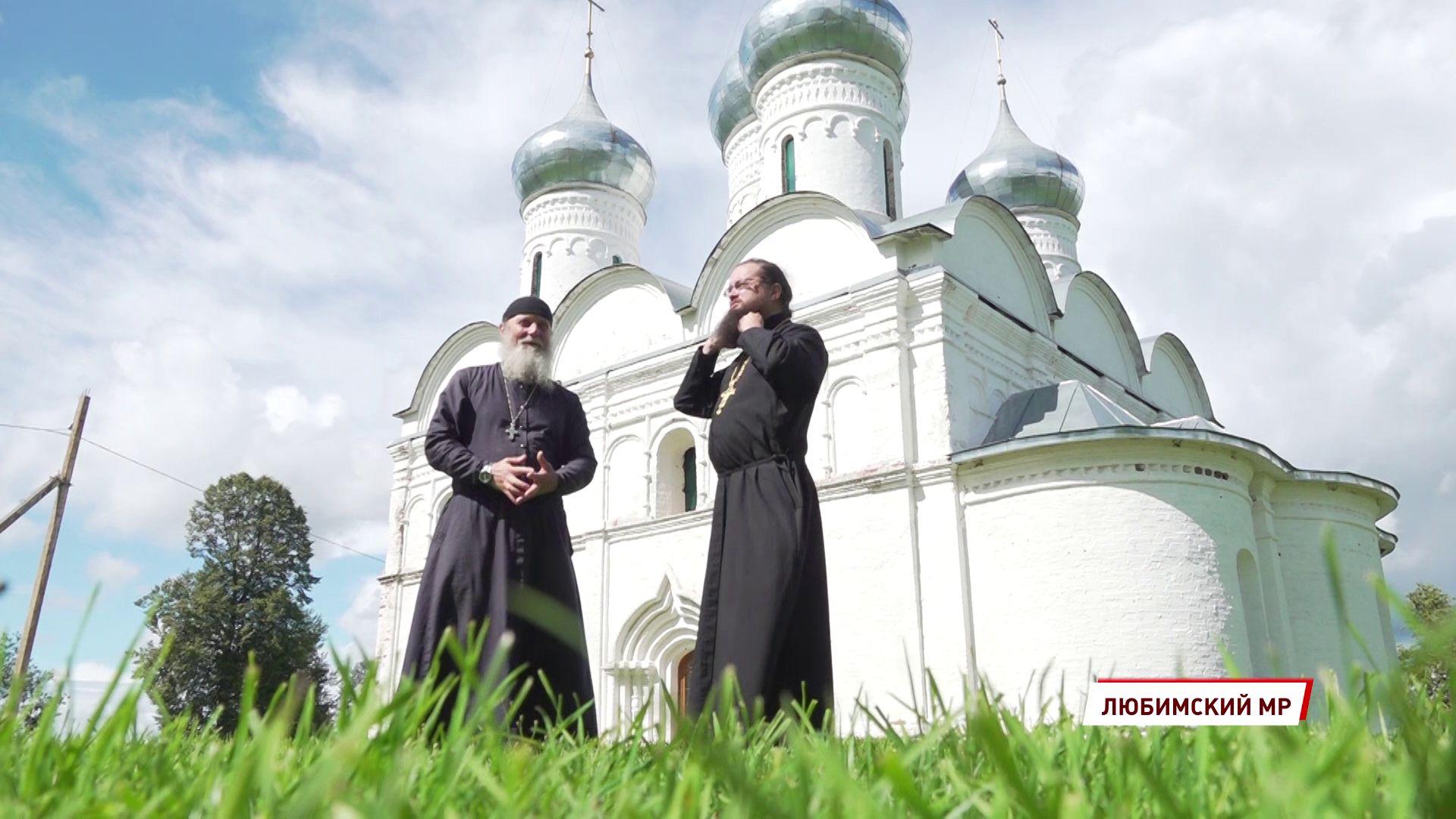 Монастырь в Любиме может стать местом притяжения туристов