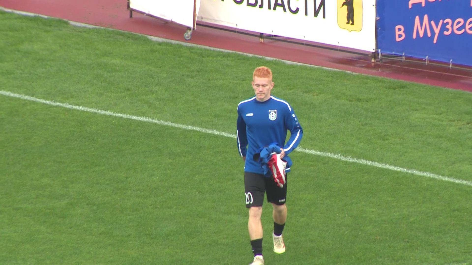Полузащитник «Шинника» может перейти в «Оренбург»