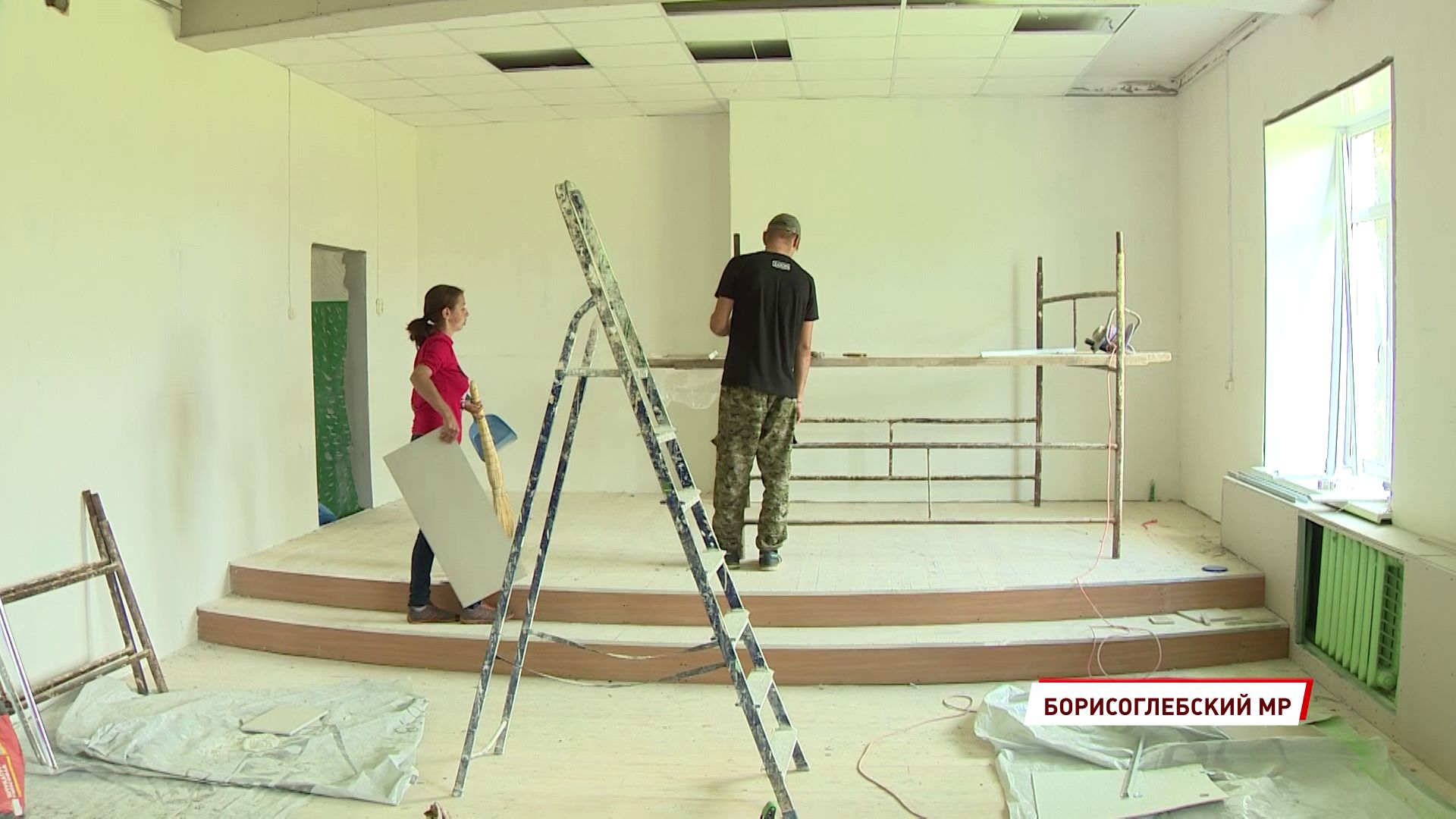 Борисоглебский преобразится благодаря проекту «Решаем вместе»