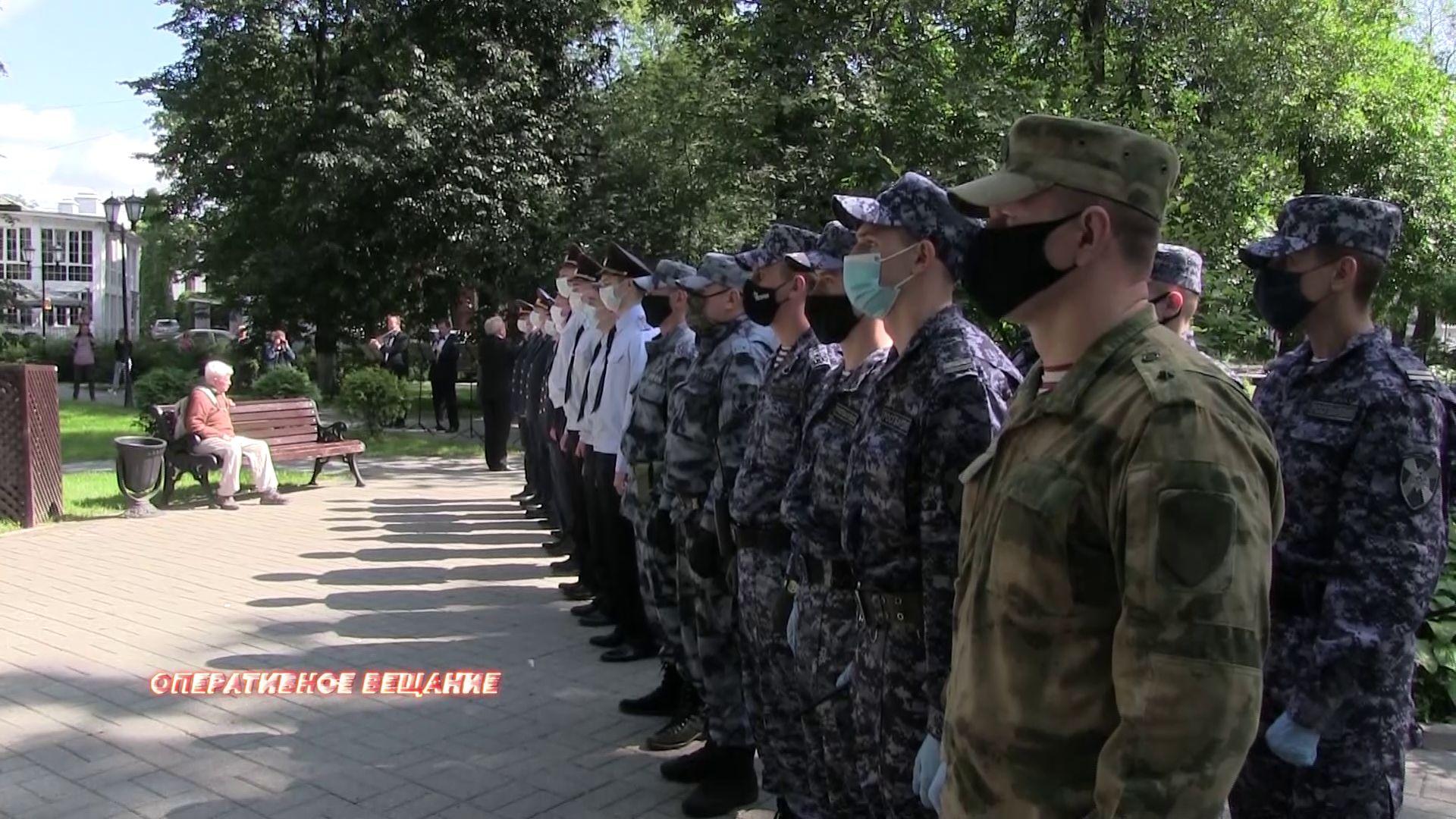 В Ярославль приехала передвижная выставка «Солдаты правопорядка в годы Великой Отечественной войны»