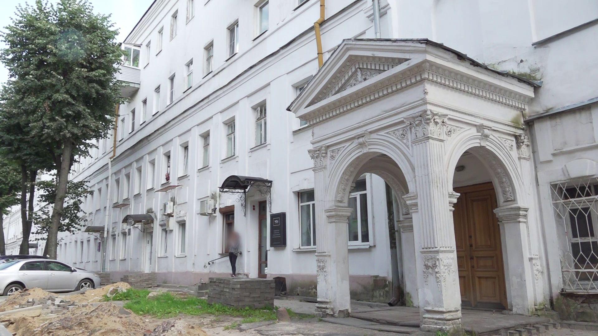 На реставрацию здания для Дома актера в Ярославле выделили 88 миллионов рублей