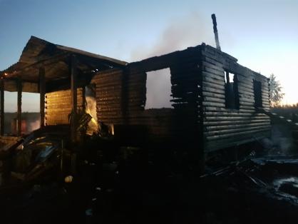 Дом в деревне Ананьино, где погиб 12-летний ребенок, не был введен в эксплуатацию