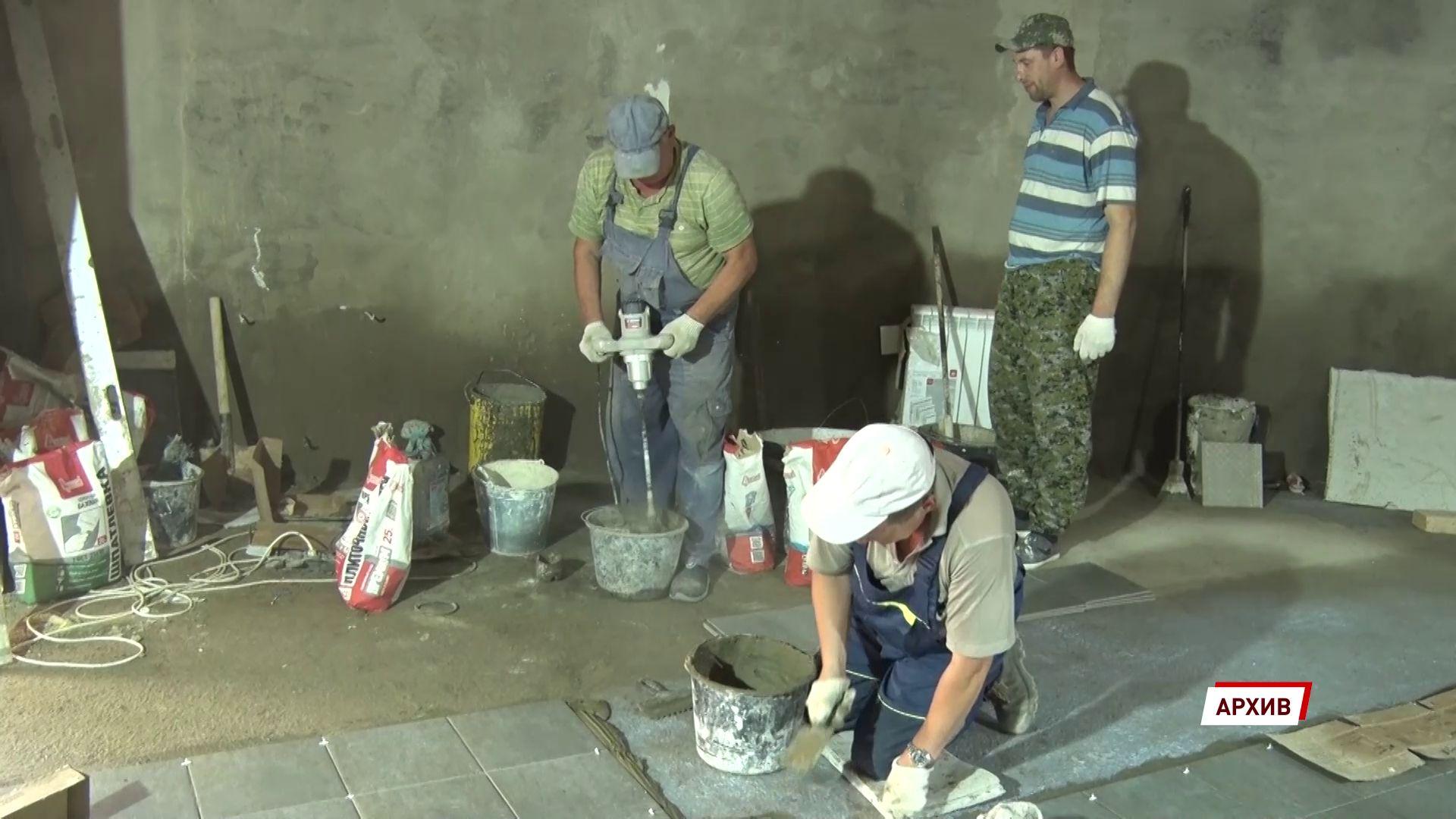 В День строителя лучших наградят грамотами и благодарностями
