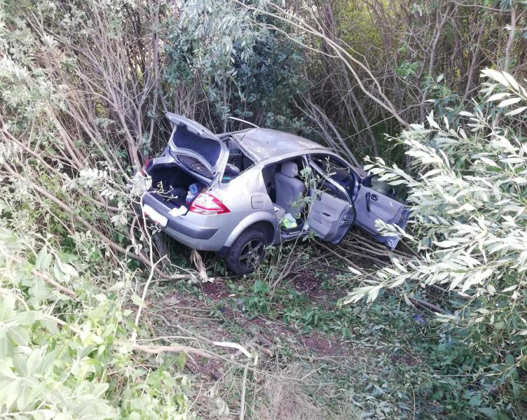 В ДТП в Ростовском районе погибла пассажирка