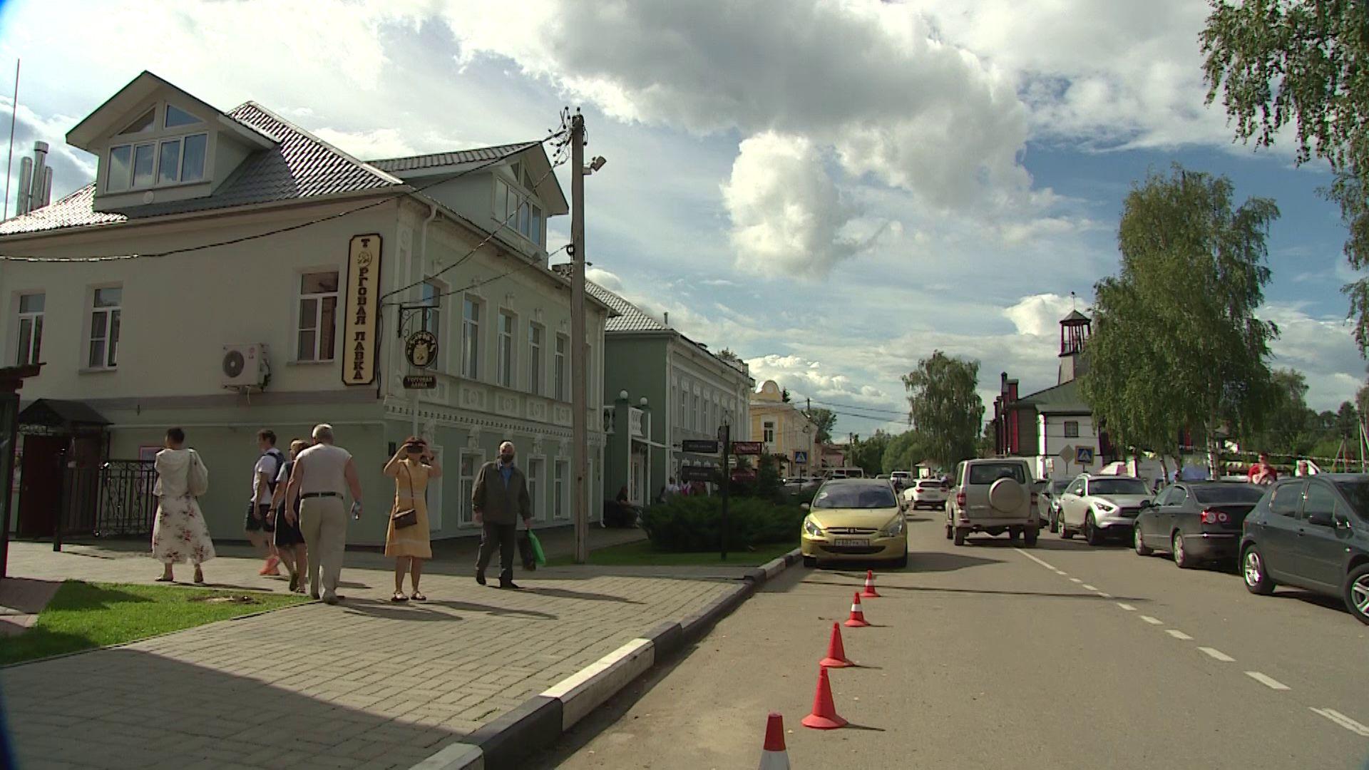 Самая красивая деревня страны отметила шестивековой юбилей