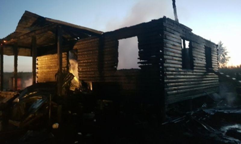 Многодетная мама, пытавшаяся спасти сына из пожара, скончалась в больнице: семье окажут всю необходимую помощь
