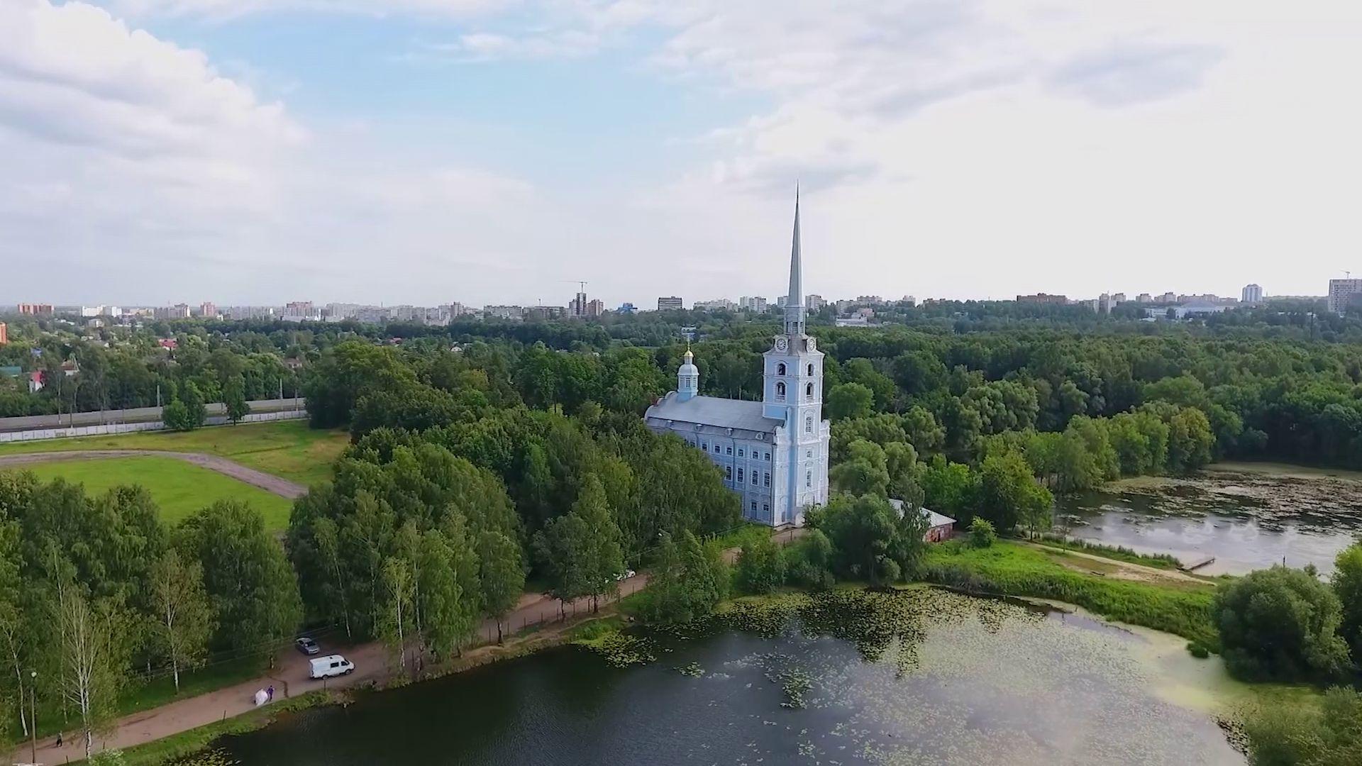 В Ярославской области ведутся работы по сохранению культурного наследия