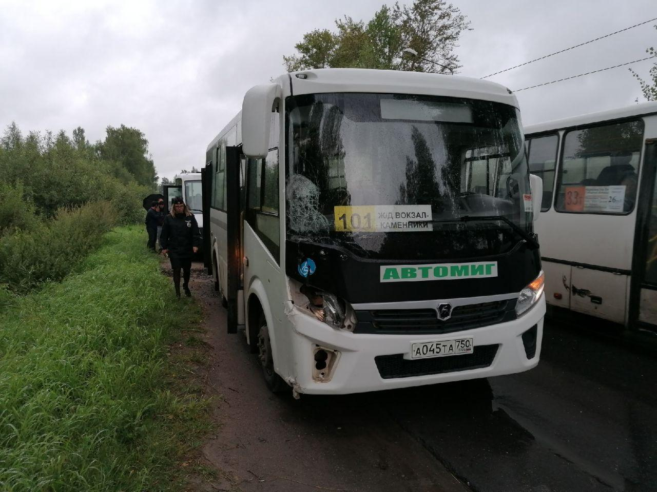 В Рыбинске велосипедист погиб под колесами автобуса