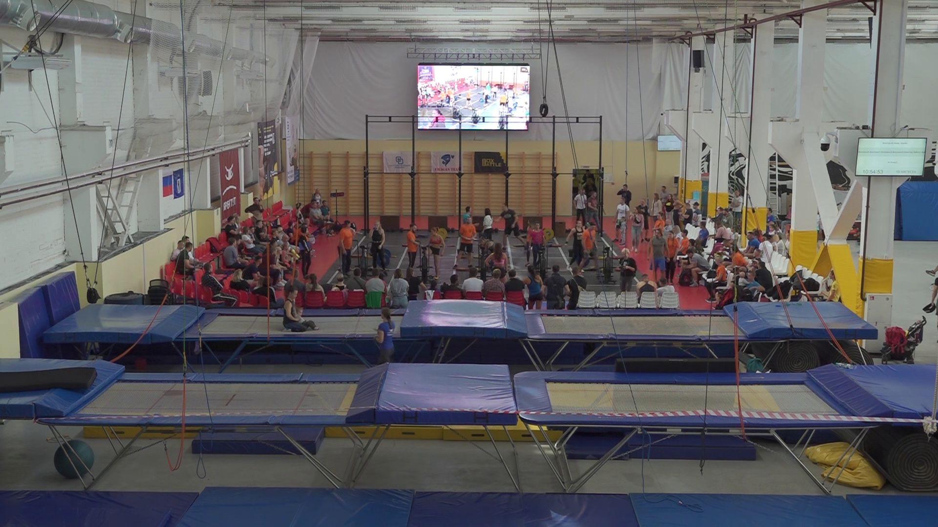 В Ярославле прошел ежегодный турнир по функциональному многоборью «Кубок Ярослава Мудрого 2020»