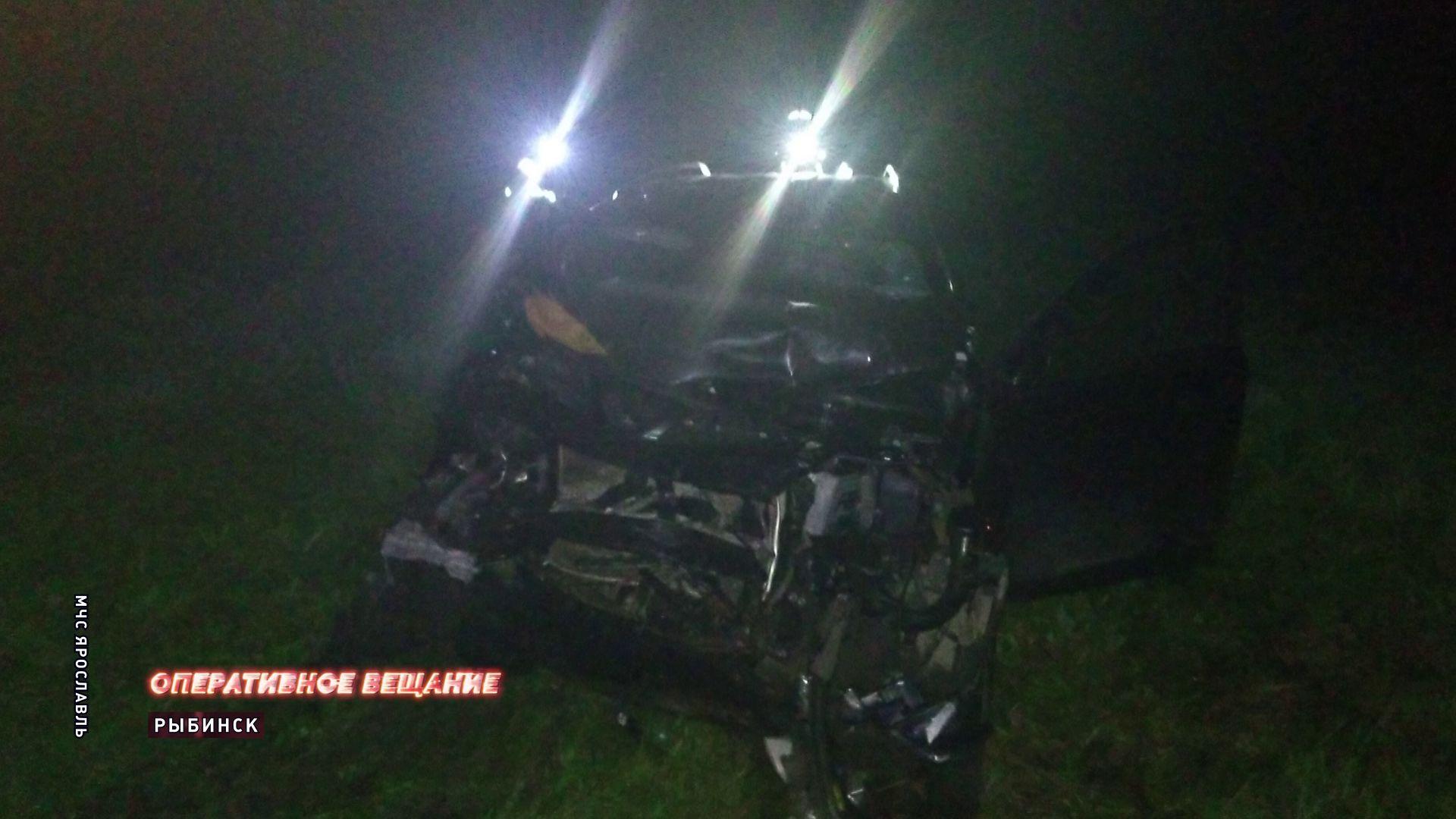 Возбуждено уголовное дело в отношении предполагаемого виновника смертельной аварии на трассе Холмогоры