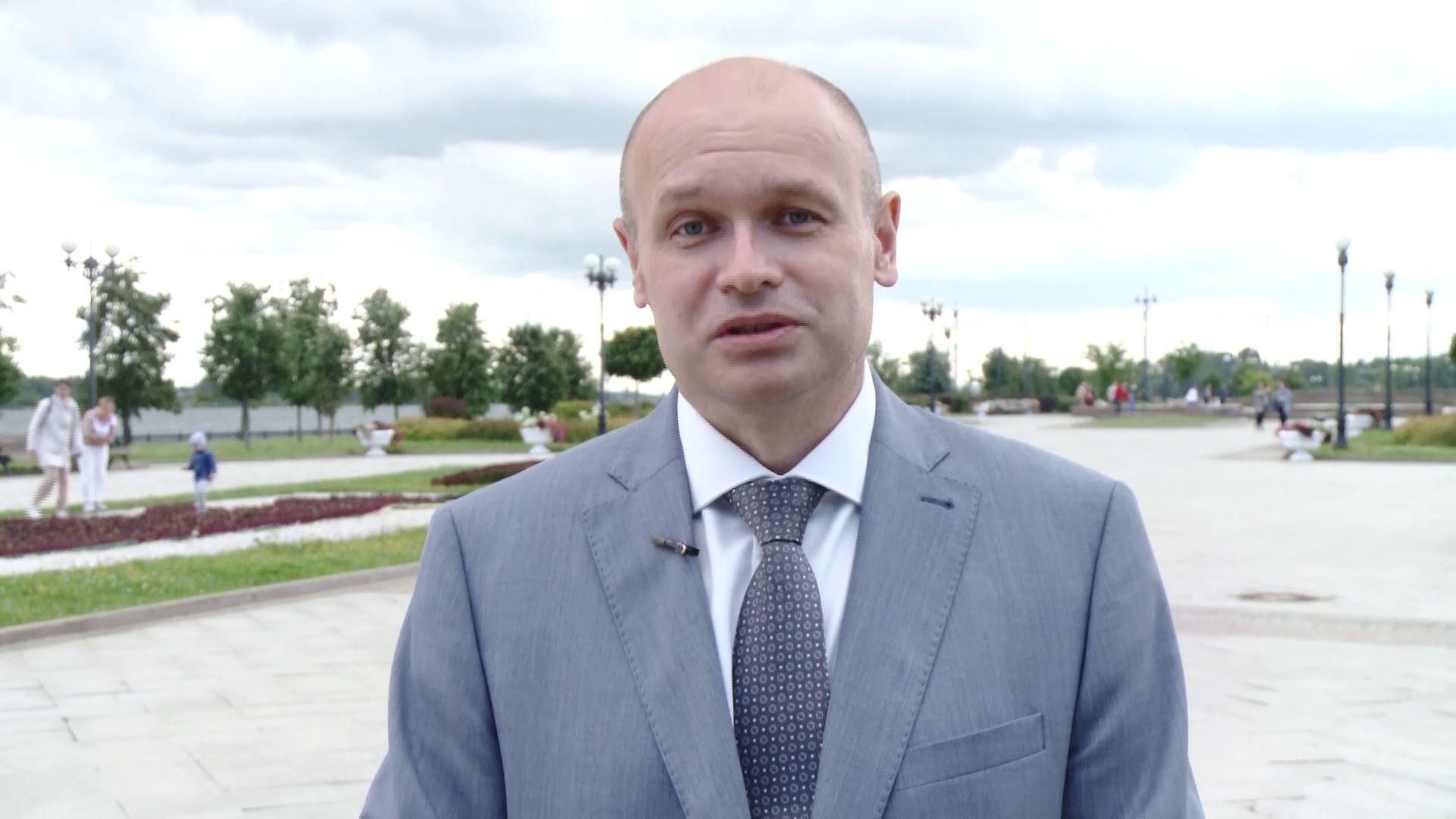 Михаил Ильин рассказал о приоритетных проектах регионального отделения РГО