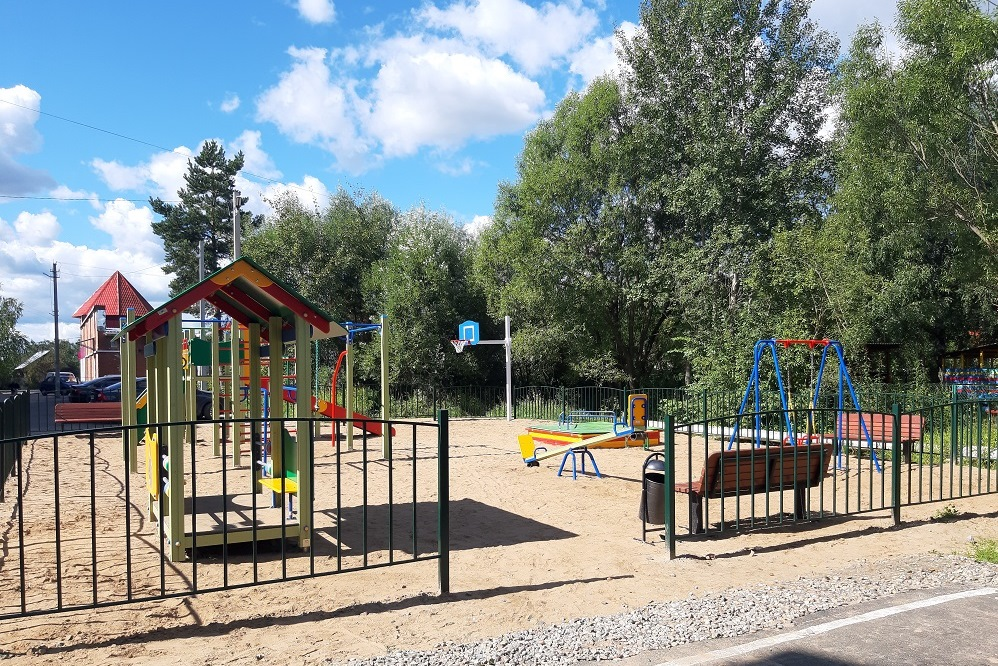В шести муниципальных образованиях области завершили работы в рамках нацпроекта