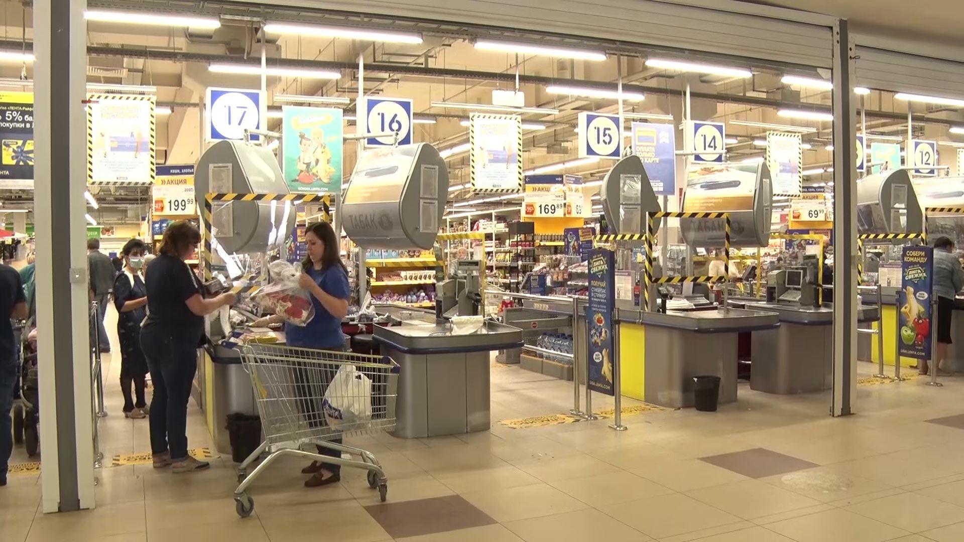 Роспотребнадзор проверил ярославские продуктовые магазины на соблюдение норм безопасности