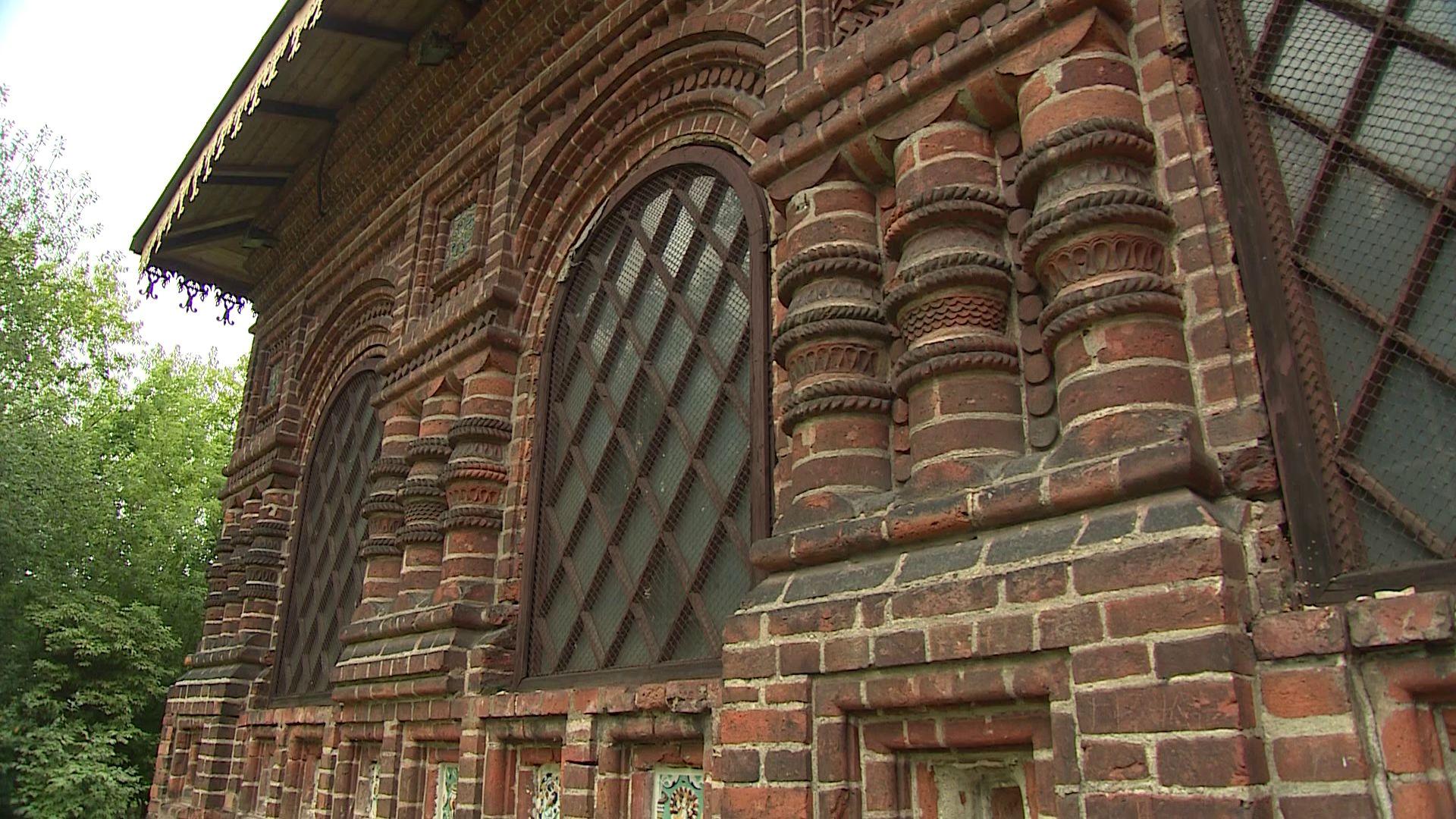 В церкви Иоанна Предтечи в Толчкове начались реставрационные работы