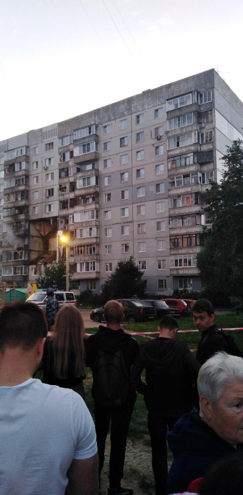 Стало известно число пострадавших при взрыве газа на улице Батова