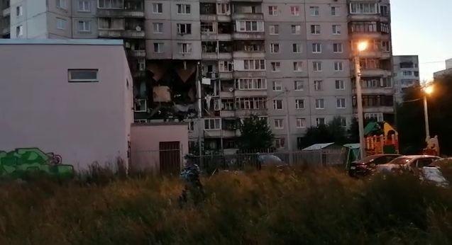 """Комплекс """"Струна"""" завершил обследование дома, в котором произошел взрыв газа"""