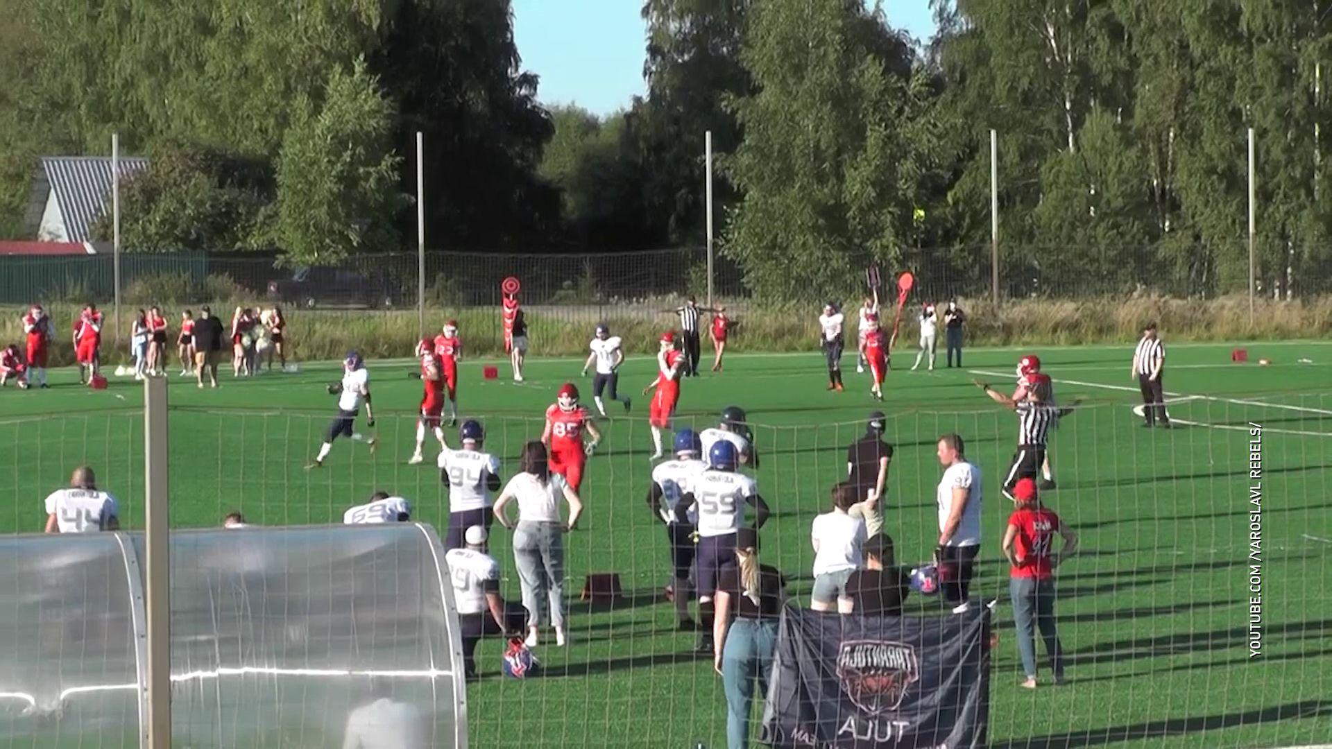 Ярославский «Флагман» одержал победу на домашнем стадионе