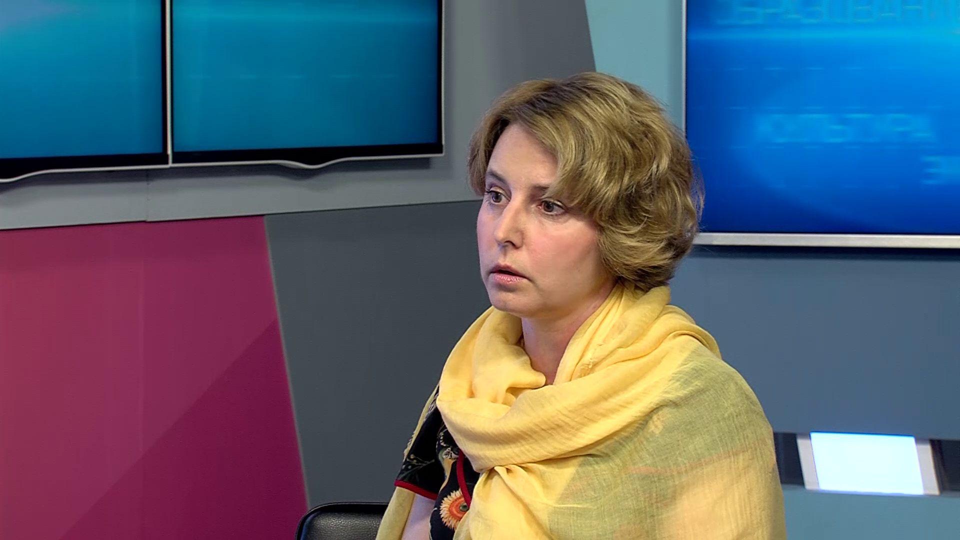 Галина Пенягина рассказала о развитии IT–технологий, судостроения, пищевой промышленности