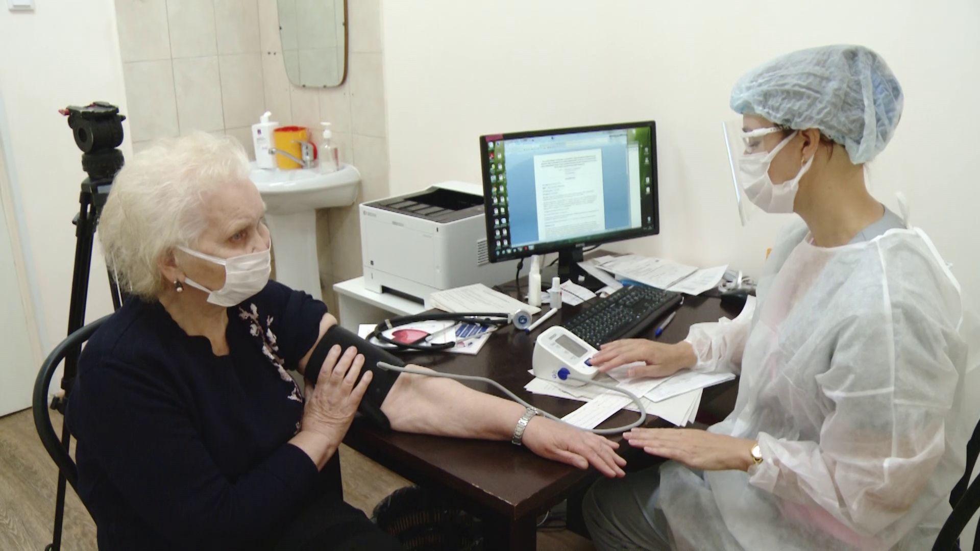 Областной кардиодиспансер клинического госпиталя ветеранов войн возобновил работу