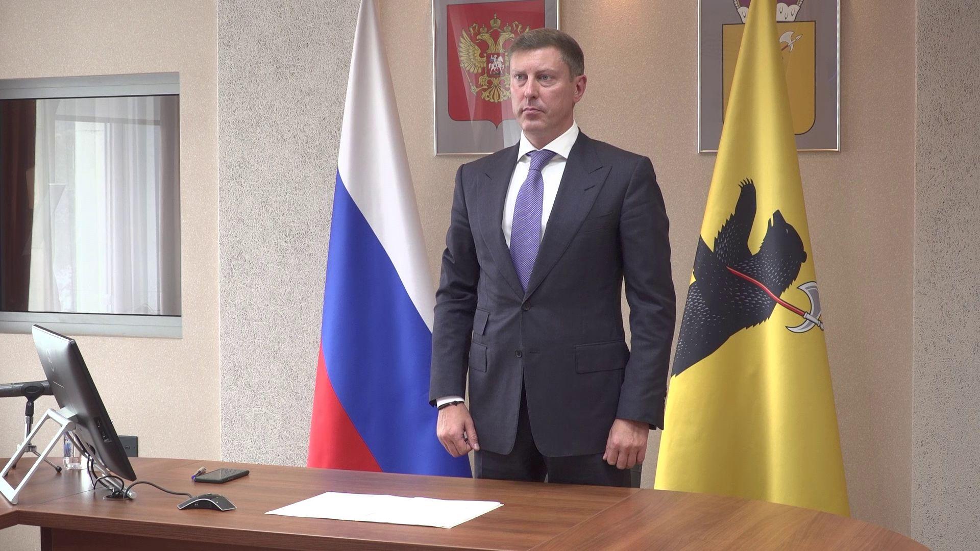 В правительстве Ярославской области обсудили качество продуктов и подготовку к новому учебному году