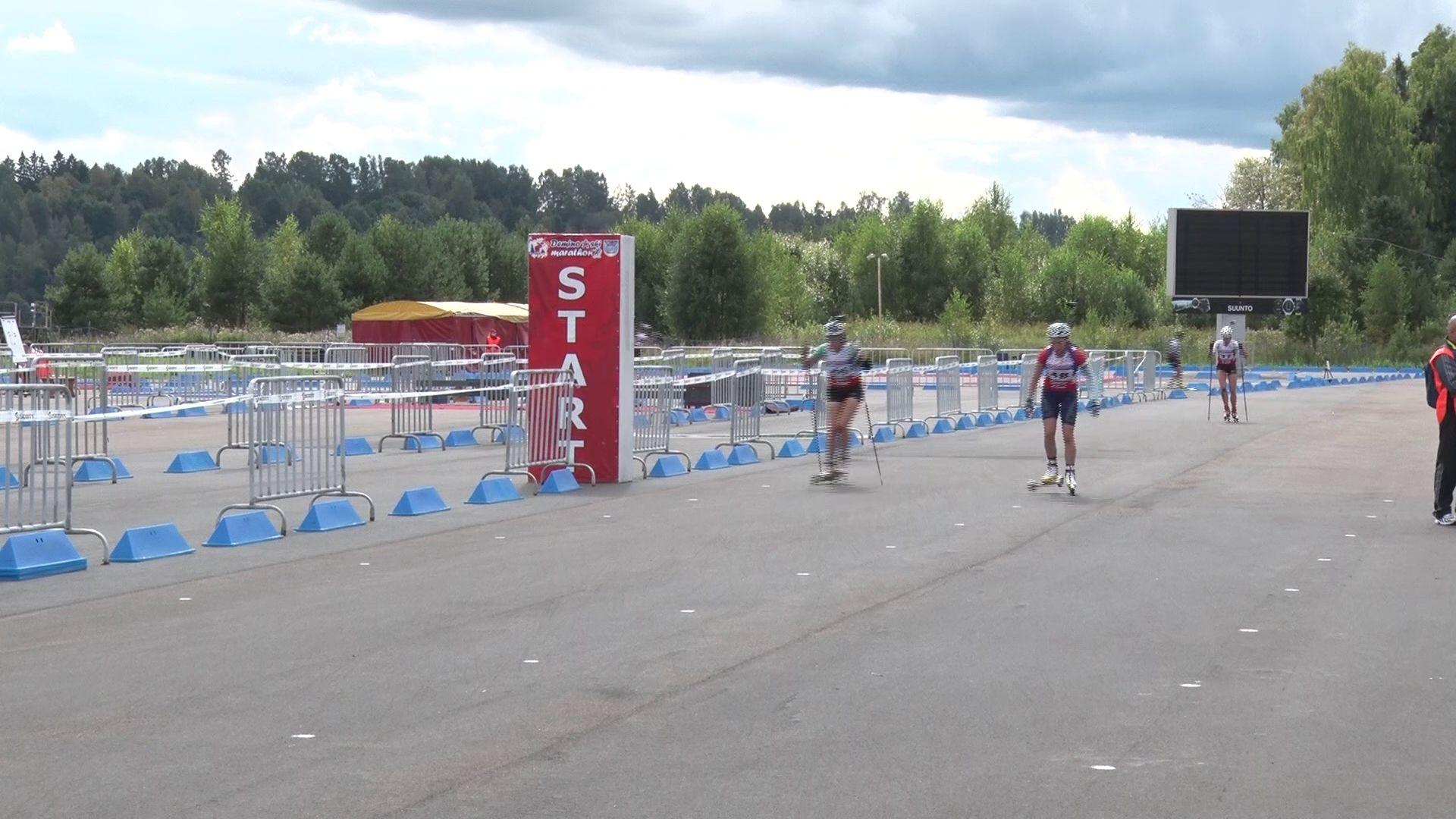 В «Демино» стартовал чемпионат России по летнему биатлону