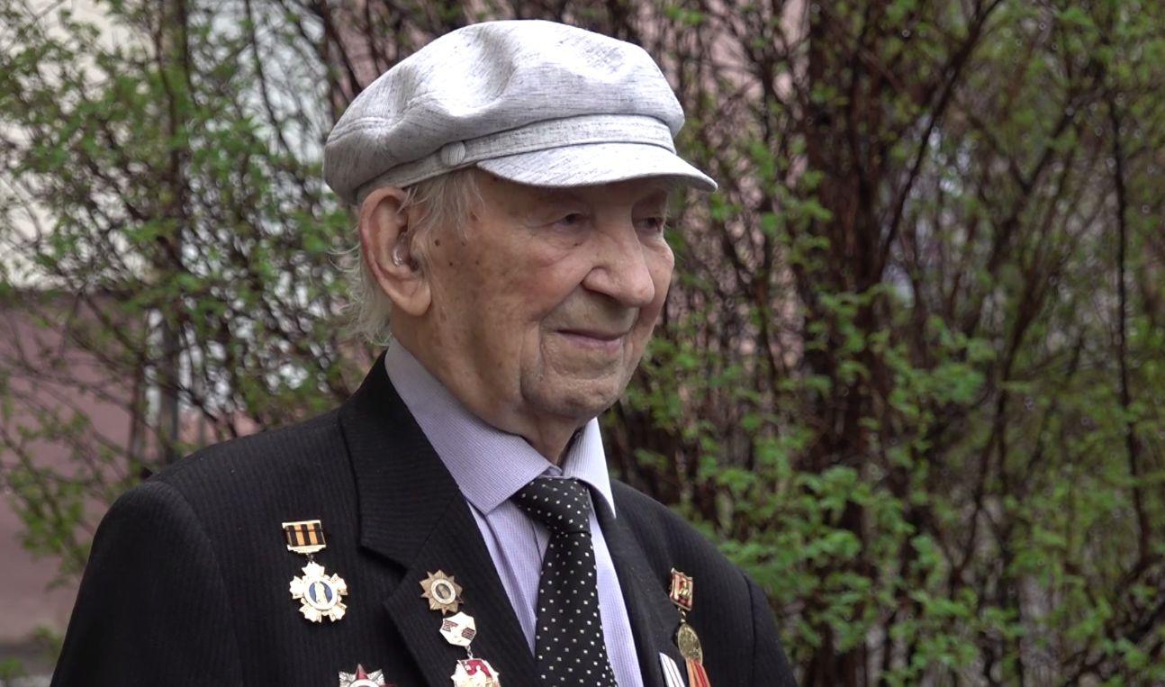 В Ярославле не стало ветерана Великой Отечественной войны Николая Бритвина