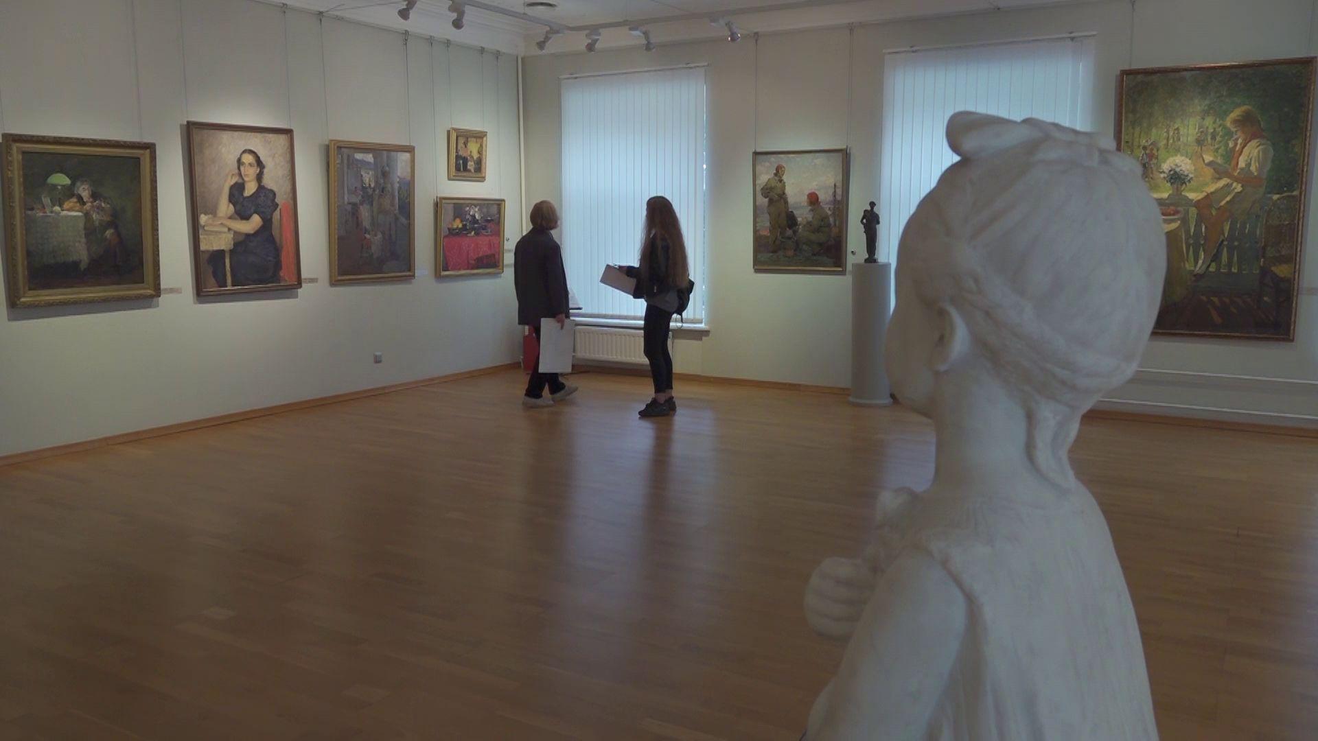 Этюд из фонда Ярославского музея помог восстановить утраченный шедевр
