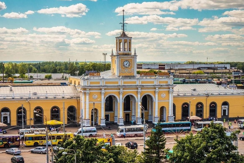 Вокзал Ярославль Главный признали памятником
