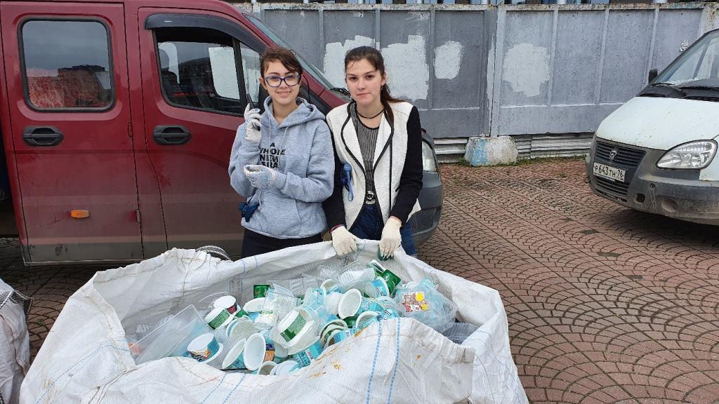 Дополнительные пункты приёма батареек откроют в торговых центрах Ярославской области до конца года