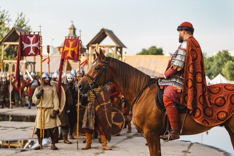 В Ярославле пройдёт исторический фестиваль