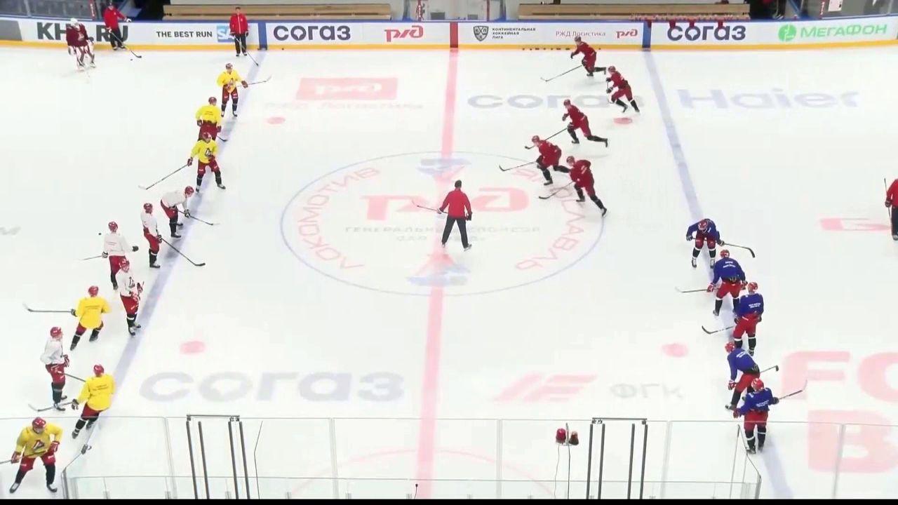 «Первый Ярославский» проведёт трансляцию первого матча «Локомотива» в этом сезоне