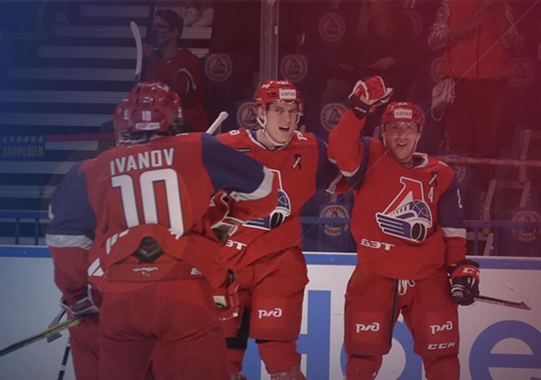 Ярославский «Локомотив» в первом матче сезона разгромил «Спартак»