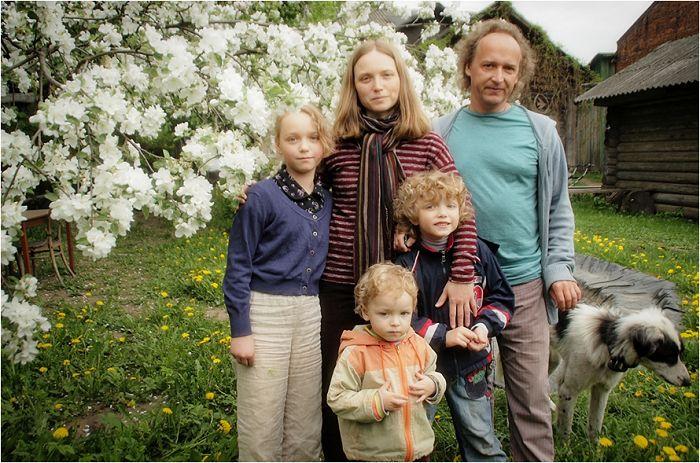 Семья из Ярославской области стала одним из победителей всероссийского конкурса