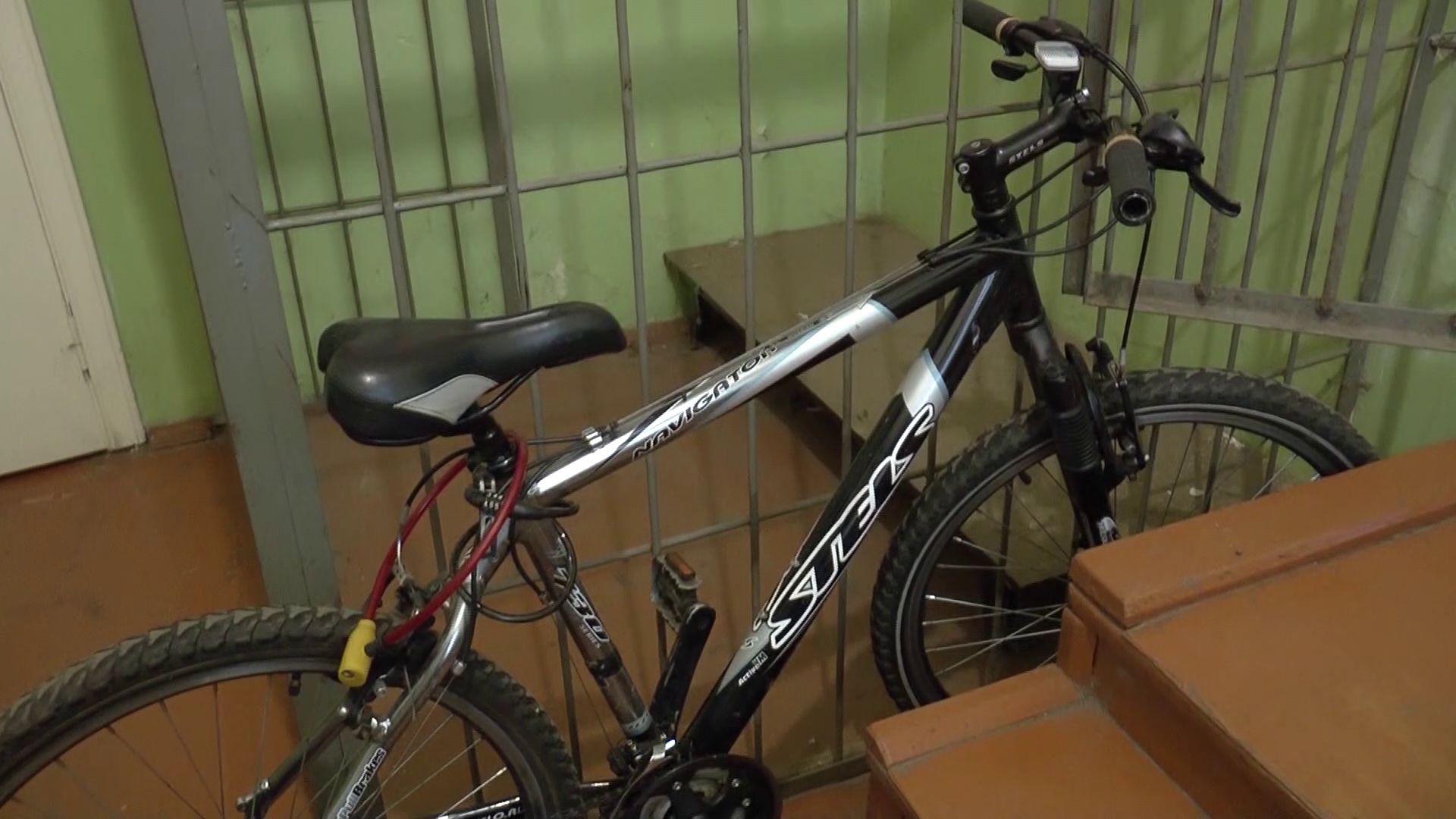 Ярославец украл и продал два велосипеда