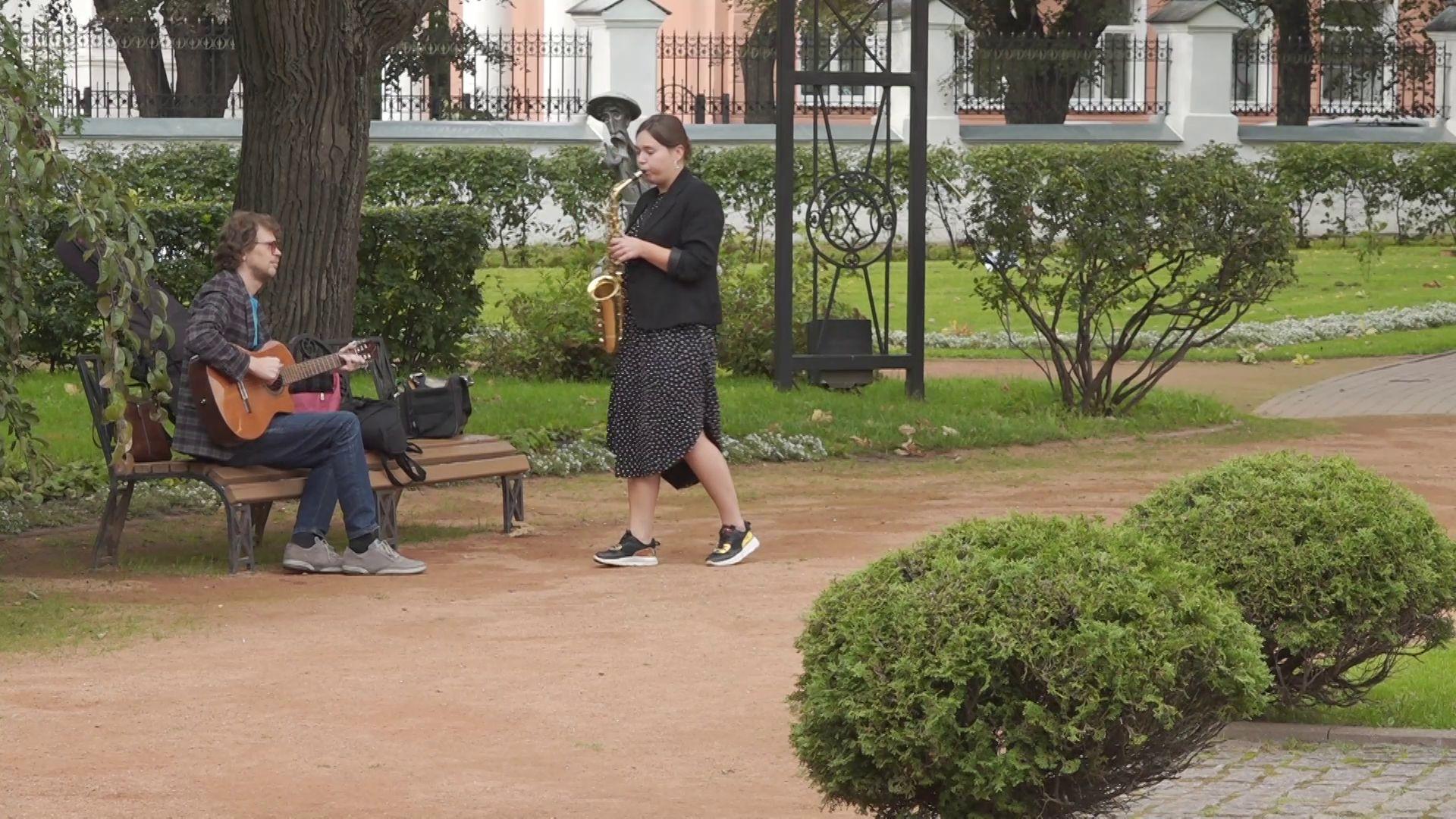 В Губернаторский парк возвращается «Музыка сада»